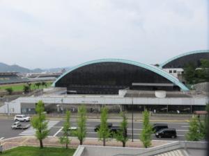 ヴィクトリーナ・ウインク体育館(姫路市立中央体育館)